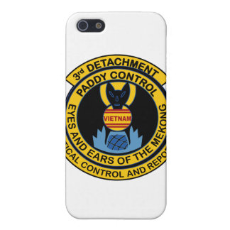 619th TCRP Paddy Control Case For iPhone SE/5/5s