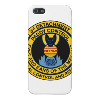 619th TCRP Paddy Control Cover For iPhone SE/5/5s
