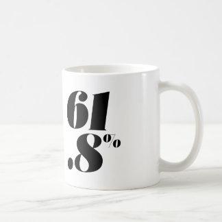 61.8% Fibonacci Mug