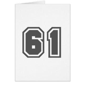 61 CARD
