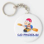 61_go_paddle basic round button keychain