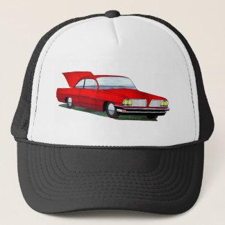 61 Pontiac 2 Door Hardtop Trucker Hat