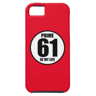 61 - prime of my life iPhone SE/5/5s case