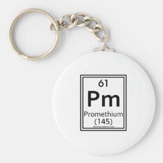 61 Promethium Keychain