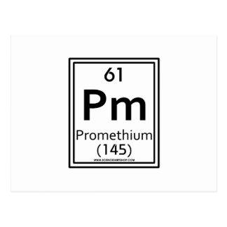 61 Promethium Postcard