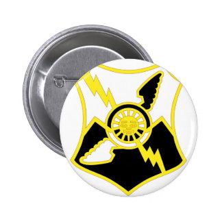 61st Air Defense Artillery Regiment Pinback Buttons