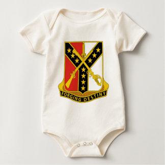 61st Armored Cavalry Regiment - DUI Baby Bodysuit