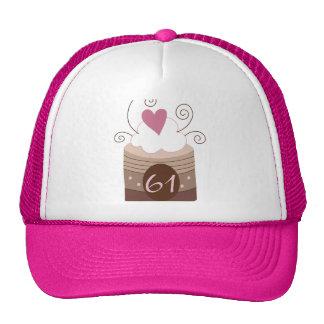 61st Birthday Gift Ideas For Her Trucker Hat