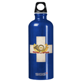 61st Corp Badge Water Bottle