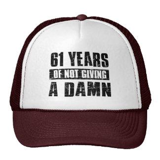 61years trucker hat