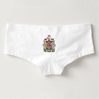 [620] Canada Coat of Arms [3D] Hot Shorts