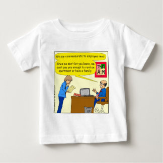 625 Employee needs cartoon Baby T-Shirt