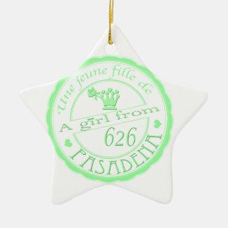 626 CHRISTMAS TREE ORNAMENT