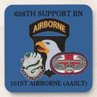 626TH SUPPORT BATTALION 101ST AIRBORNE COASTERS