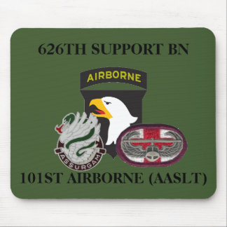 626TH SUPPORT BN 101ST AIRBORNE MOUSEPAD
