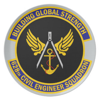 628th Civil Engineer Squadron Plate