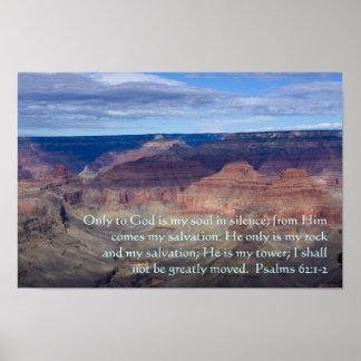 62:1 del salmo - poster 2