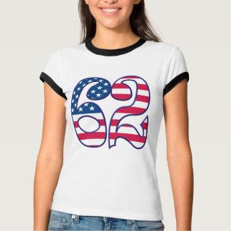 62 Age USA T Shirts