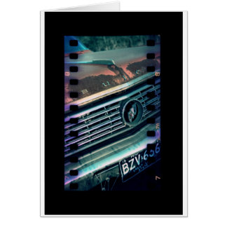 '62 Buick Greeting Card