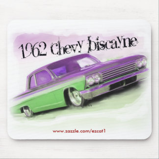62' Chevy Biscayne Mouse Pad