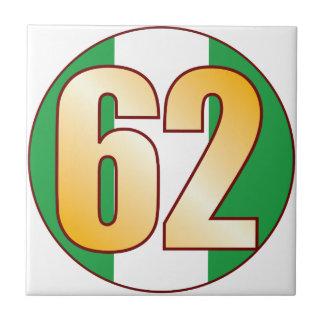 62 NIGERIA Gold Ceramic Tile