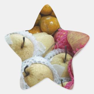 62-THAI16-1417-2325 STAR STICKER