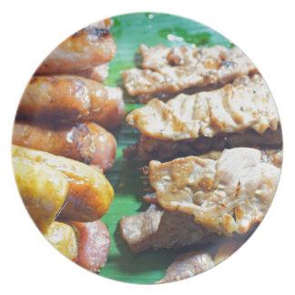62-THAI16-1766-3922 DINNER PLATE