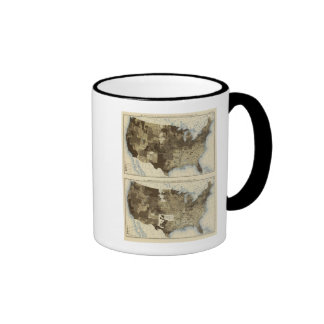 62 Valuation, real estate, personal property 1890 Ringer Coffee Mug