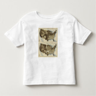 62 Valuation, real estate, personal property 1890 Toddler T-shirt