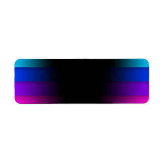62B RAINBOW STRIPES BLACKOUTS GRAPHICS BACKGROUNDS LABEL
