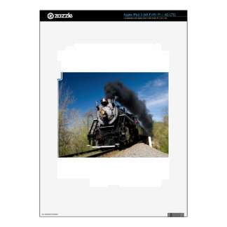 630 steam coming over remote trestle iPad 3 skins