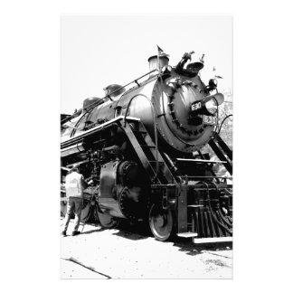 630 Steam Stationery