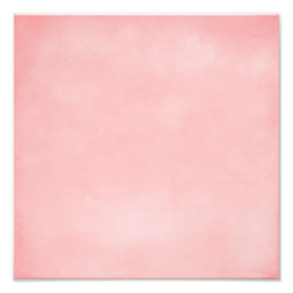 6358 PERFECTLY PLEASANTLY PINK SOLID CLOUDY BACKGR PHOTO PRINT