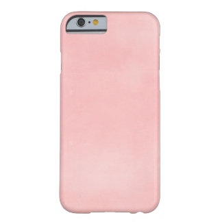 6358_solid-paper-pink-  COTTONCANDY PUFFY BACK Barely There iPhone 6 Case