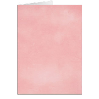 6358_solid-paper-pink- PINK COTTONCANDY PUFFY BACK Card