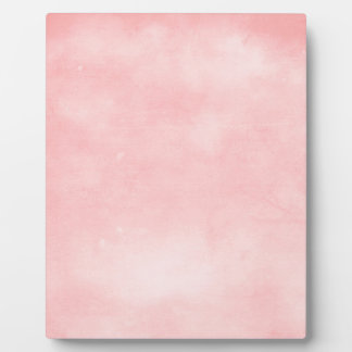 6358_solid-paper-pink- PINK COTTONCANDY PUFFY BACK Plaque