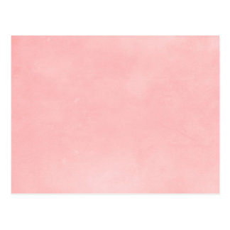 6358_solid-paper-pink- PINK COTTONCANDY PUFFY BACK Postcard