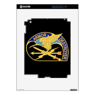 635th Aviation Group - Armor Destroyer iPad 2 Decal