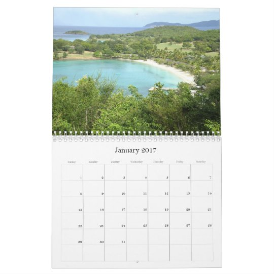 636, calendario del Caribe de 2009 playas
