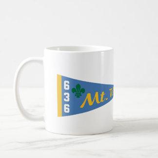 636th Mt. Tabor Mug — Pennant