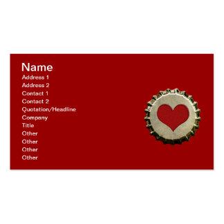 6375_red-heart-bottle-cap-topGraphic CORAZÓN ROJO  Tarjeta Personal