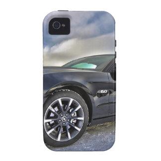 63930 DIGITAL ART REALISM COOL RACING CAR  auto ve iPhone 4 Case