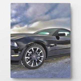 63930 DIGITAL ART REALISM COOL RACING CAR  auto ve Plaque