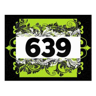 639 POST CARD