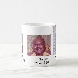 63, 117, grand dad, CLAUDETTE 1942-2007,   Mom1... Coffee Mug