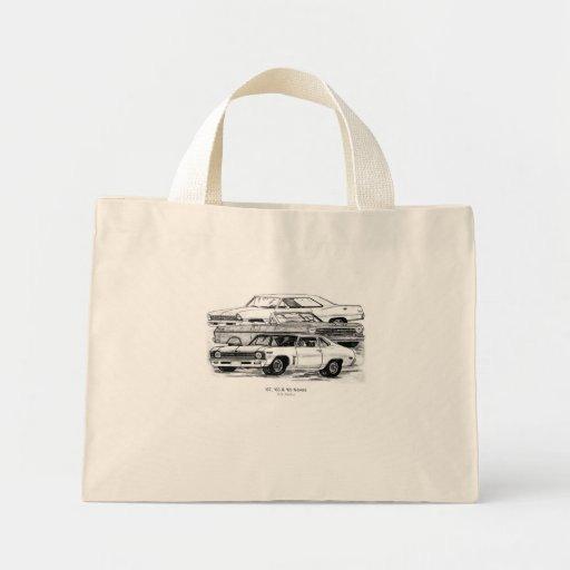 63, 67, 69 Novas Canvas Bag