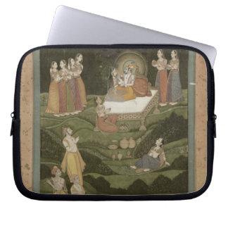 63.794 'Tambula-Seva', Krishnagar, West Bengal, 17 Laptop Sleeve