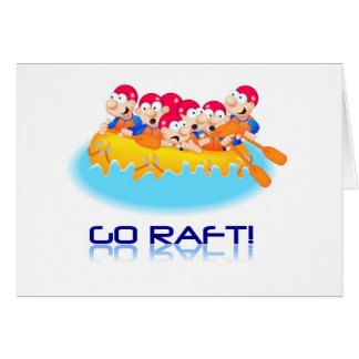 63_go_raft greeting card