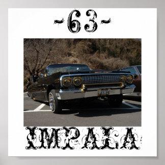 63 IMPALA PRINT
