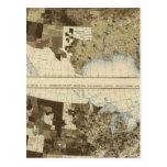 63 impuestos, endeudamiento 1890 postales